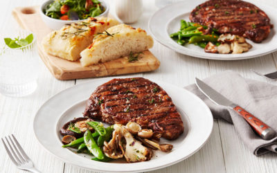Grain-fed beef vs. grass-fed beef — what's the difference?